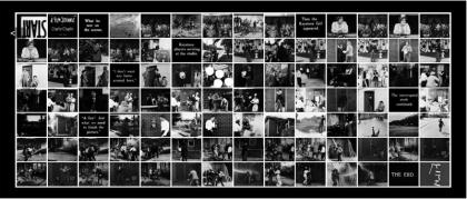 Notes on Film 03 MOSAIK MÉCANIQUE, Norbert Pfaffenbichler, 2007